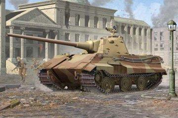 German E-50 (50-75 tons)/Standardpanzer · TRU 01536 ·  Trumpeter · 1:35