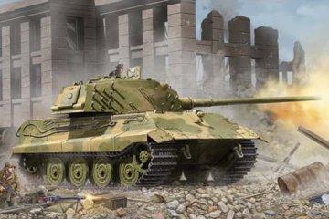 German E-75 (75-100 tons)/Standardpanzer · TRU 01538 ·  Trumpeter · 1:35