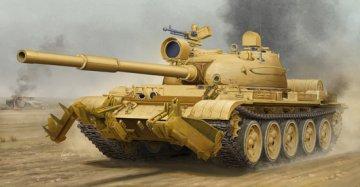 T-62 Mod.1960 (Iraq modification) · TRU 01547 ·  Trumpeter · 1:35