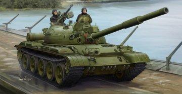 Russian T-62 Mod.1975 (Mod.1972+KTD2) · TRU 01552 ·  Trumpeter · 1:35