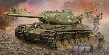 Soviet KV-85 Heavy Tank · TRU 01569 ·  Trumpeter · 1:35