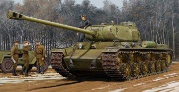 Soviet KV-122 Heavy Tank · TRU 01570 ·  Trumpeter · 1:35