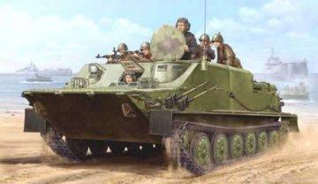 BTR - 50 PK · TRU 01582 ·  Trumpeter · 1:35