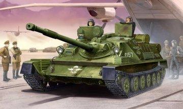 ASU-85 airborne self-propelled gun Mod. · TRU 01588 ·  Trumpeter · 1:35