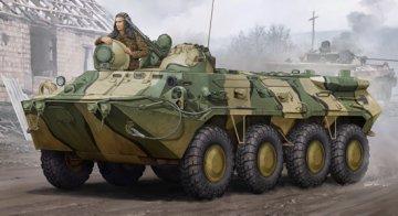 Russian BTR-80 APC · TRU 01594 ·  Trumpeter · 1:35
