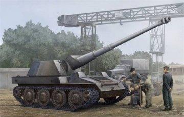German KRUPP STEYR Waffenträger · TRU 01598 ·  Trumpeter · 1:35