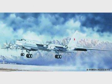 Tupolev Tu-95 MS Bear-H · TRU 01601 ·  Trumpeter · 1:72