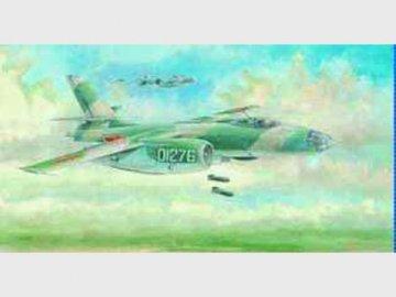 Harbin H-5 Bomber · TRU 01603 ·  Trumpeter · 1:72