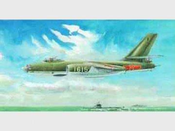 Iljushin IL-28 Beagle · TRU 01604 ·  Trumpeter · 1:72