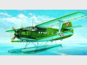 Antonov An-2M Colt Wasserflugzeug · TRU 01606 ·  Trumpeter · 1:72