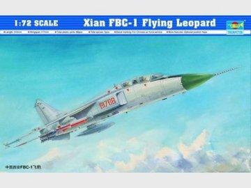 Xian FBC-1 Flying Leopard · TRU 01608 ·  Trumpeter · 1:72