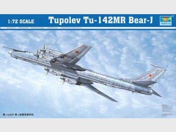 Tupolev Tu-142 MR Bear-J · TRU 01609 ·  Trumpeter · 1:72