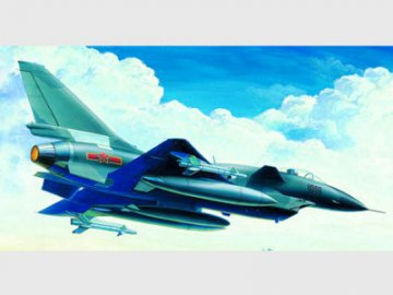 Chinese Fighter J-1 · TRU 01611 ·  Trumpeter · 1:72