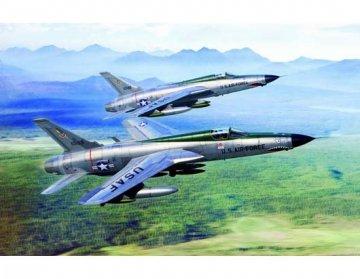 F-105D ´´Thunderchief´´ · TRU 01617 ·  Trumpeter · 1:72