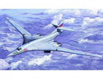 TU-160 Blackjack Bomber · TRU 01620 ·  Trumpeter · 1:72