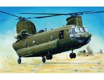 CH 47D Chinook · TRU 01622 ·  Trumpeter · 1:72