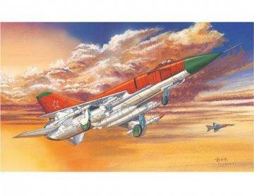 Su-15 Flagon-A · TRU 01624 ·  Trumpeter · 1:72