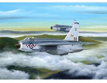 English Electric (BAC) Lightning F.MK3 · TRU 01635 ·  Trumpeter · 1:72