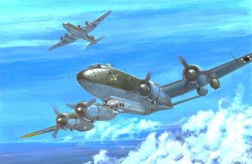 Focke-Wulf FW 200 C-3 Condor · TRU 01637 ·  Trumpeter · 1:72