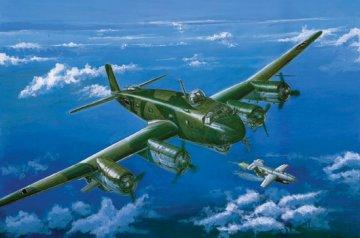 Focke-Wulf FW 200 C-8 Condor · TRU 01639 ·  Trumpeter · 1:72