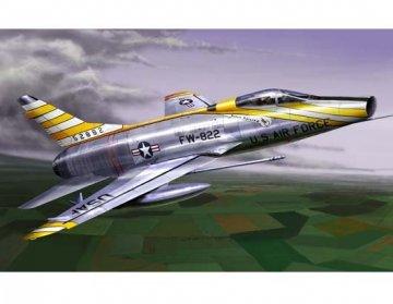 F-100D Super Sabre · TRU 01649 ·  Trumpeter · 1:72