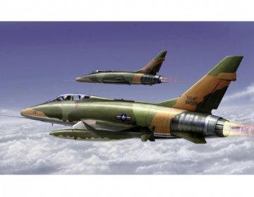 F-100F Super Sabre · TRU 01650 ·  Trumpeter · 1:72