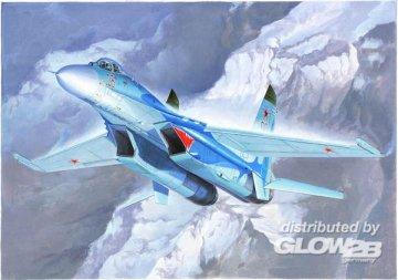 Russian Su-27 Flanker B Fighter · TRU 01660 ·  Trumpeter · 1:72