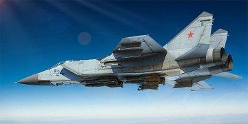 Russian MiG-31 Foxhound · TRU 01679 ·  Trumpeter · 1:72