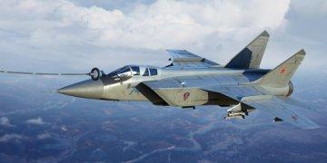 Russian MiG-31B/BM Foxhound · TRU 01680 ·  Trumpeter · 1:72