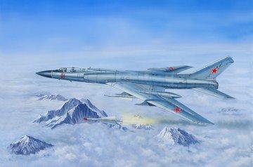 Tu-128M Fiddler · TRU 01687 ·  Trumpeter · 1:72
