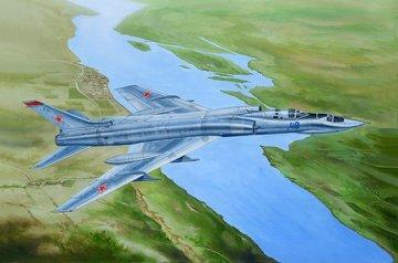 Tu-128UT Fiddler · TRU 01688 ·  Trumpeter · 1:72