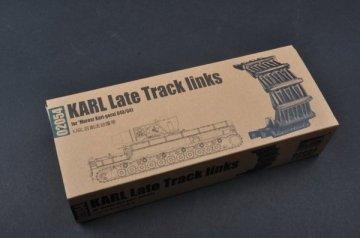 KARL late Track links · TRU 02054 ·  Trumpeter · 1:35