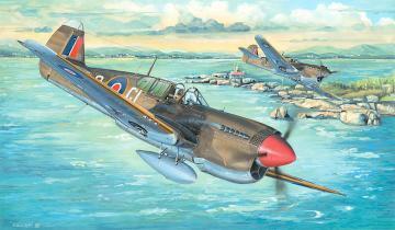 P-40M War Hawk · TRU 02211 ·  Trumpeter · 1:32