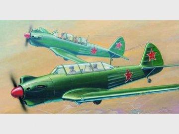 Jakowlew Jak-18 Max · TRU 02213 ·  Trumpeter · 1:32