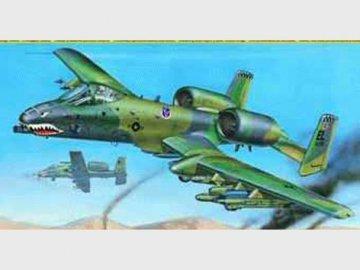 Fairchild A-10 A Thunderbolt II · TRU 02214 ·  Trumpeter · 1:32