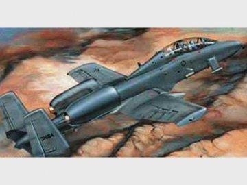 Fairchild A-10 A Thunderbolt N/AW · TRU 02215 ·  Trumpeter · 1:32