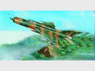 MiG-21 MF · TRU 02218 ·  Trumpeter · 1:32