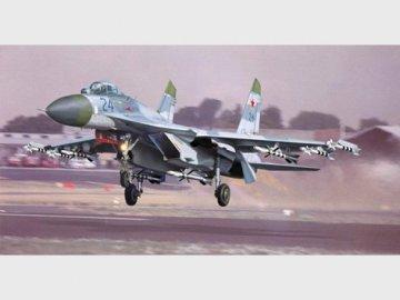 Sukhoi Su-27 Flanker B · TRU 02224 ·  Trumpeter · 1:32