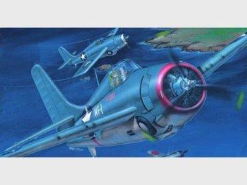 Grumman F4F-3 ´´Wildcat´´ (late) · TRU 02225 ·  Trumpeter · 1:32
