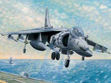 AV-8B Harrier II · TRU 02229 ·  Trumpeter · 1:32
