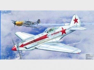 Mikoyan-Gurevich MiG-3 · TRU 02230 ·  Trumpeter · 1:32
