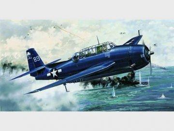 Grumman TBF-3 Avenger · TRU 02234 ·  Trumpeter · 1:32