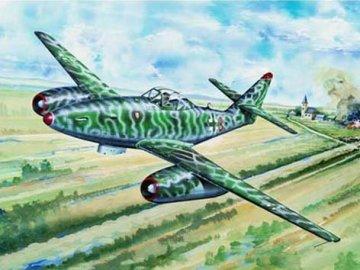 Messerschmitt Me 262 A-2a · TRU 02236 ·  Trumpeter · 1:32