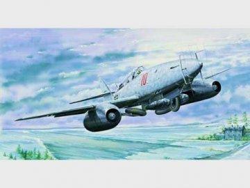Messerschmitt Me 262 B-1a/U1 · TRU 02237 ·  Trumpeter · 1:32