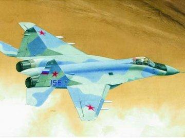 Russian MiG 29M ´Fulcrum´ Fighter · TRU 02238 ·  Trumpeter · 1:32