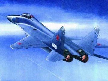 Russian MiG-29K Fulcrum · TRU 02239 ·  Trumpeter · 1:32