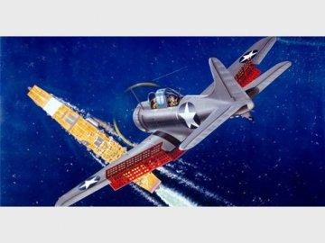 SBD-1/2 Dauntless US Navy · TRU 02241 ·  Trumpeter · 1:32