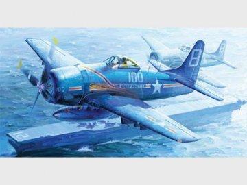 F8F-1 Bearcat · TRU 02247 ·  Trumpeter · 1:32