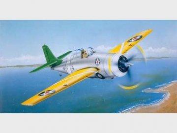 Grumman F4F- 3 ´´Wildcat´´ (Early) · TRU 02255 ·  Trumpeter · 1:32