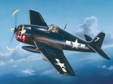 F6F-5 Hellcat · TRU 02257 ·  Trumpeter · 1:32